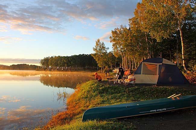 朱鞠内 湖畔 キャンプ 場 キャンプ 北海道 朱鞠内湖 公式ウェブサイト|Lake